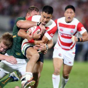 ラグビーの日本対南アフリカ戦2019の日程と予想